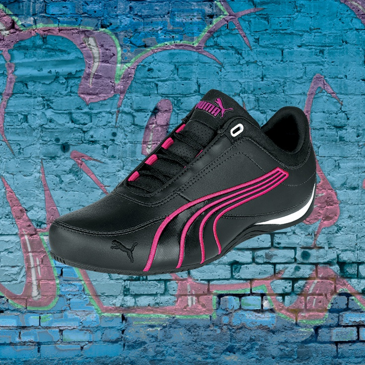 Puma ladies' Drift Cat sneakers