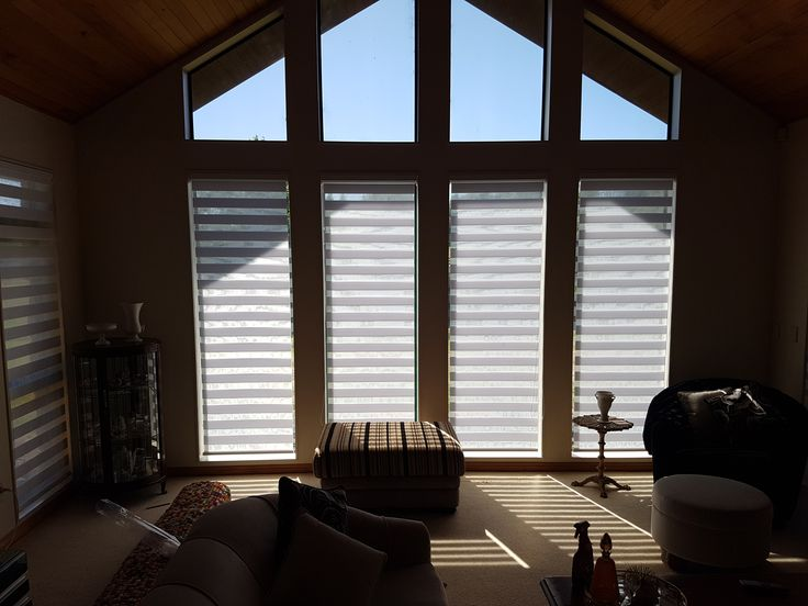 Vision blinds supplied and installed by blindsonline.net.nz