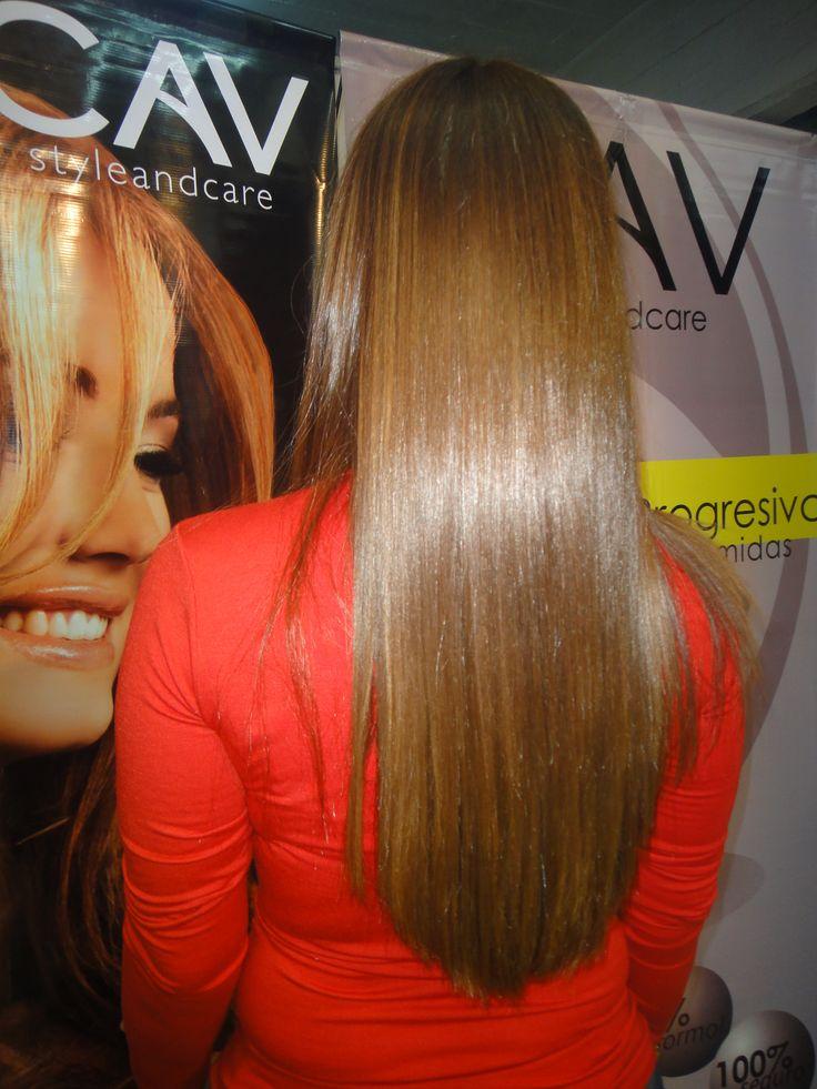 Color corte y ampolla Hair Reapair