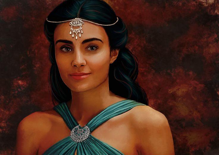 królewna kreteńska Ariadna