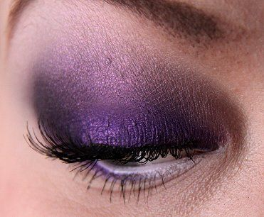 Mac Beauty Marked Eyeshadow | Purple MAC look with Parfait Amour, Seedy Pearl and Beauty Marked ...