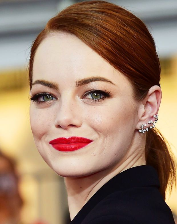 emma stone makeup - Google Search