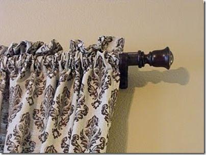 New Curtain rod
