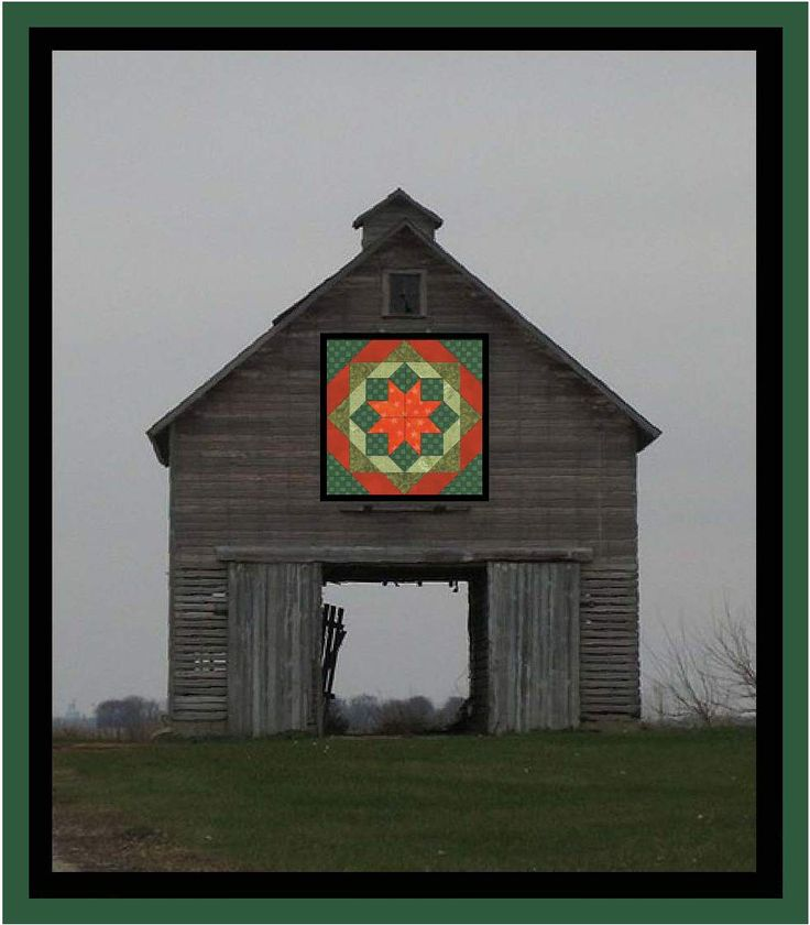 Great Barn quilt