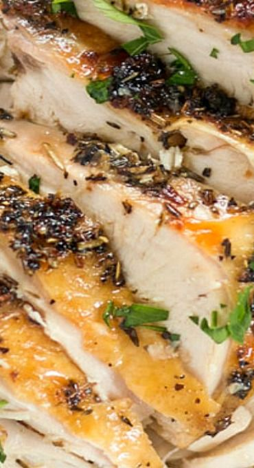 Herb Roasted Chicken Breast