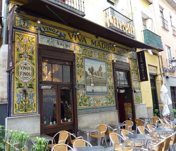 Viva Madrid - C/Manuel Fernández y González, 7 - Madrid
