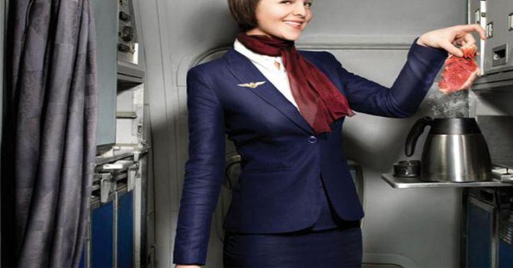 7 coisas que as comissários de bordo nunca vão dizer!