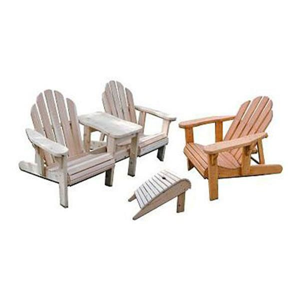 Buy Woodworking Project Paper Plan To Build Adirondack Plan Value Pack At  Woodcraft.com