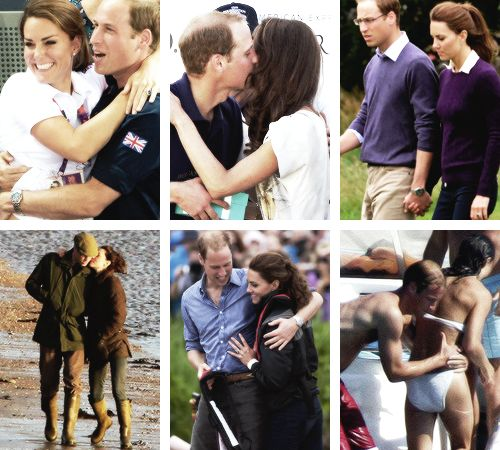 William And Kate Young I can't even handle th...