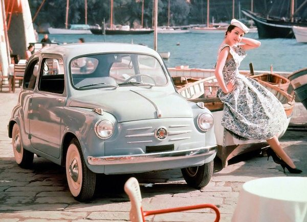 Italy 1956-1963: Fiat 600 the people's favourite UPDATED