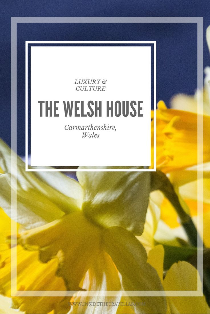 Staying in the Welsh House a beautiful cottage in Wales via @insidetravellab
