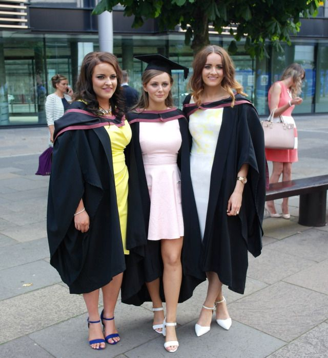 9 best Graduation Style... images on Pinterest | Grad dresses Graduation dresses and Graduation ...