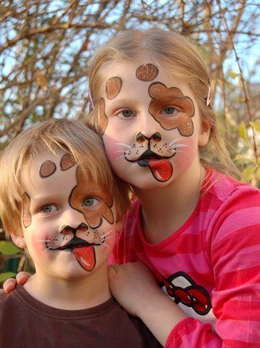 Kinderschminken für Firmenevent, Betriebsfeier oder Veranstaltung