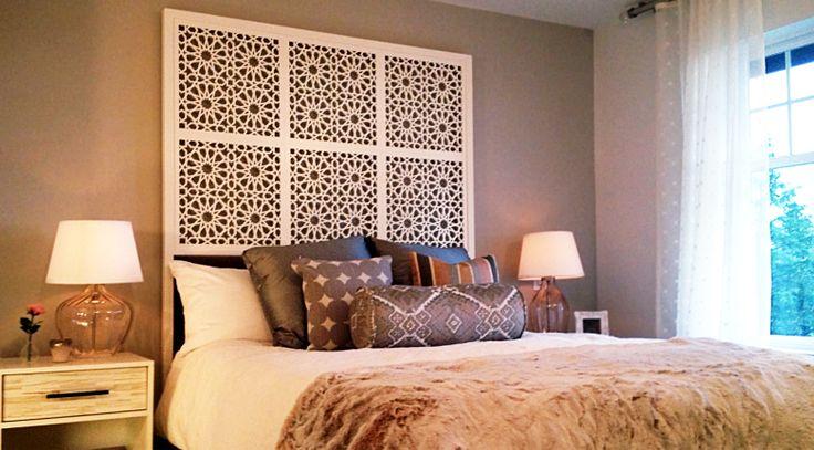 Laser Cut Headboard Bedroom Decoration Amp Headboards
