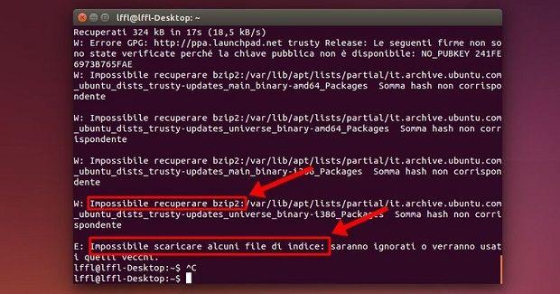 Como corrigir erros na atualização de repositório do Ubuntu 14.04 - Blog do Edivaldo