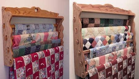 24 Best Images About Quilt Racks On Pinterest
