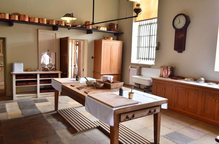 Colonial kitchen on Pinterest  Copper Pots, 18th Century and Kitchens