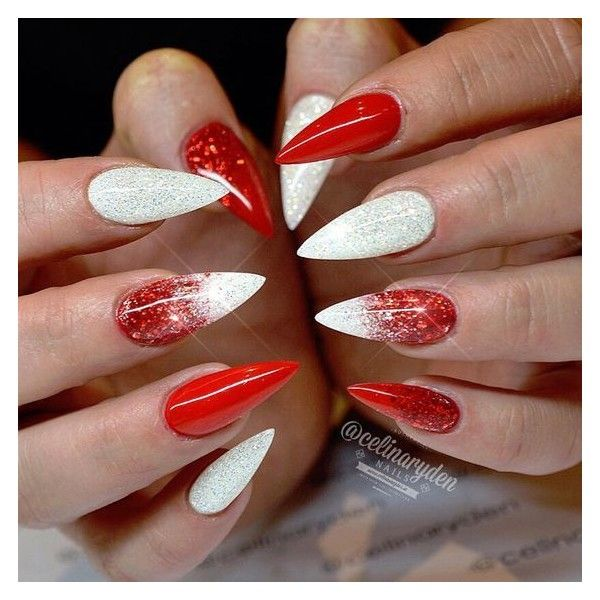 """✨? Light Elegance hard gels used: ✨ Hot Tamale, Little Red Sled, Diamond, Perfect White ✨Light Elegance Ambassador ✨@lightelegancehq✨…"""