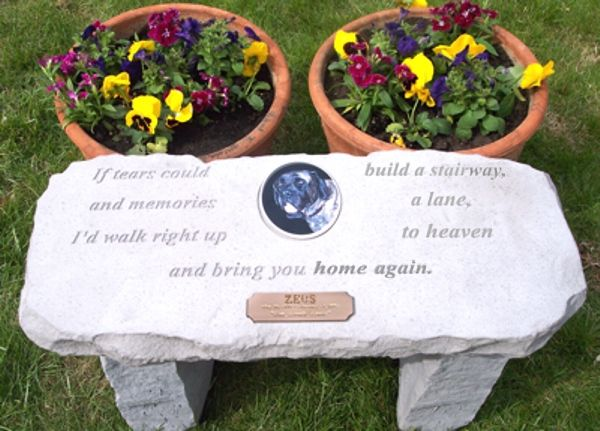 27 Best Garden Memorials Benches Images On Pinterest