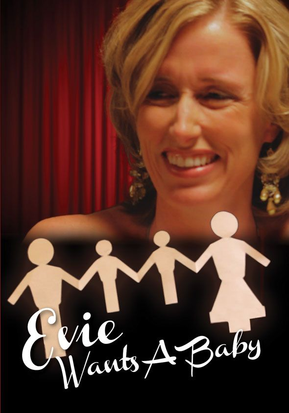"""Jemma van Loenen's most recent film """"Evie Wants a Baby"""" (which I also appear in as """"Astra""""."""