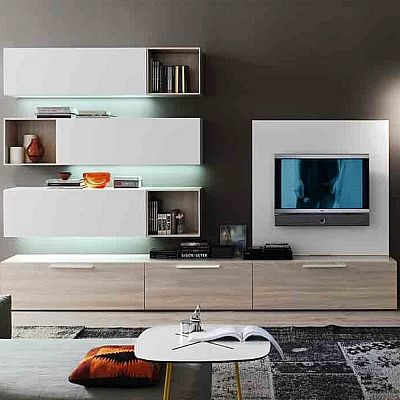 Amazing contemporary 'Giotto' TV Unit by Orme
