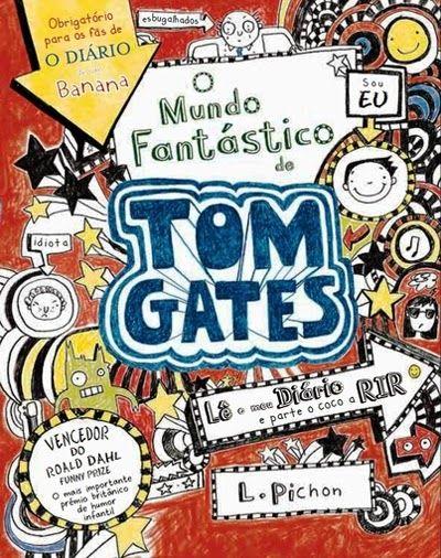 O Mundo fantástico de Tom Gates