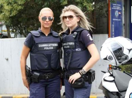 famous male and female police partners relationship