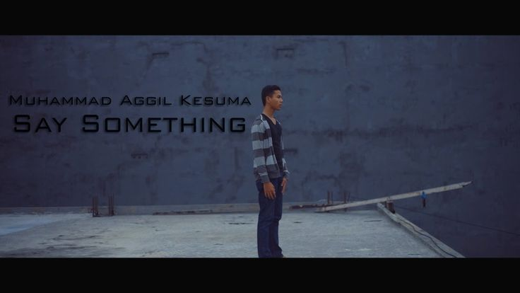 Say Something - A Great Big World and Christina Aguilera (Cover by Aggil)