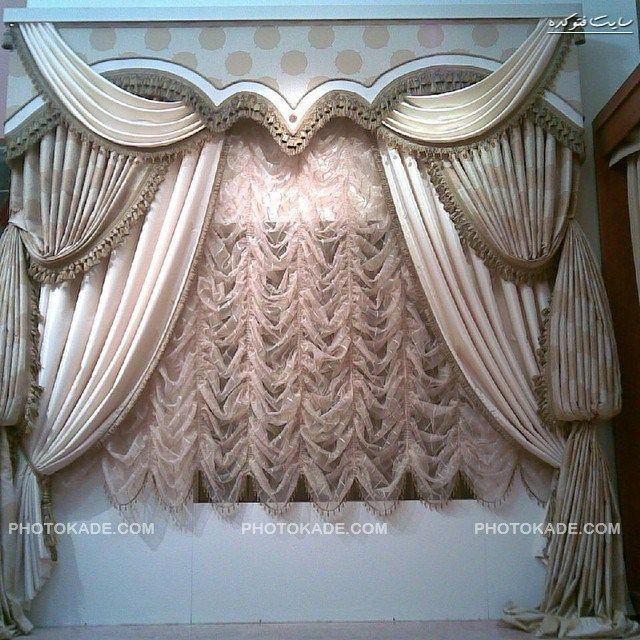 Valance Curtains Bedroom