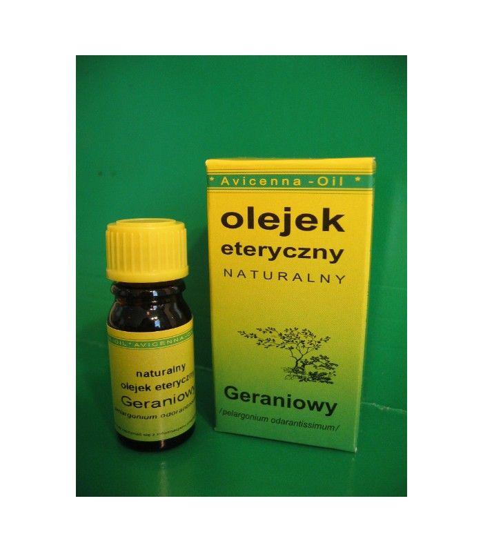 Olejek eteryczny GERANIOWY, Avicenna, 7ml - Drogeria-Ekologiczna.PL - BetterLand