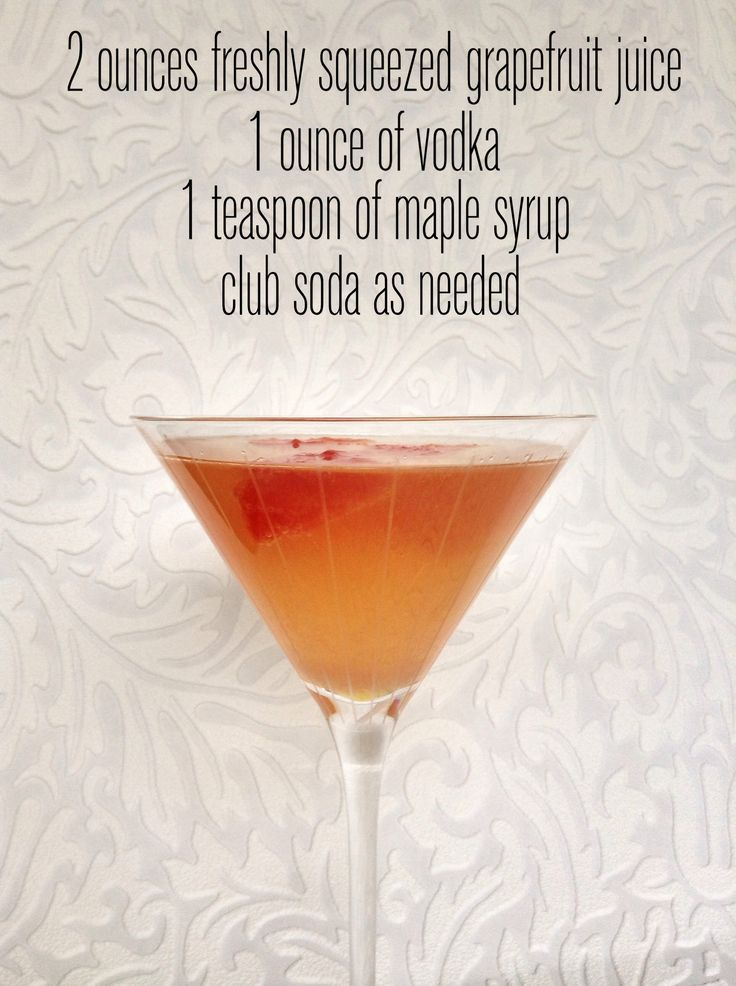 A cleaner cocktail with fat burning properties for your Holidays!