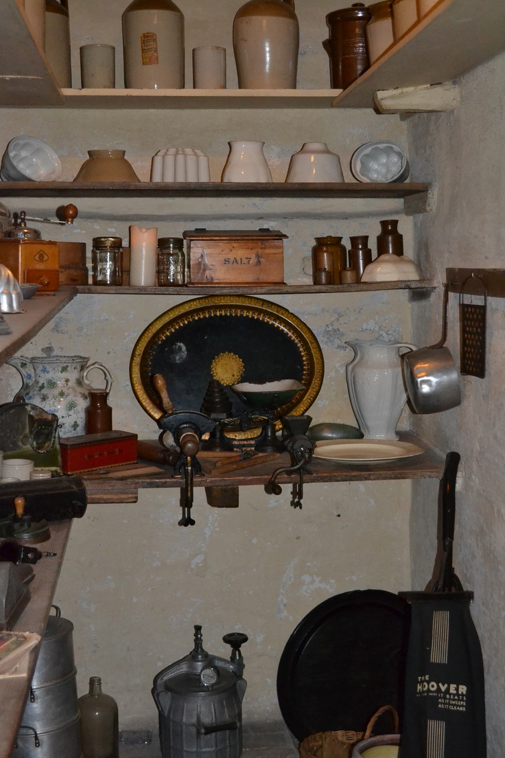 pantry @Baddesley Clinton House
