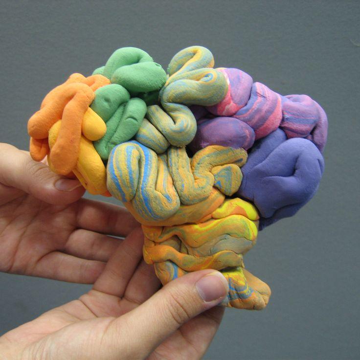Plasticine Brain