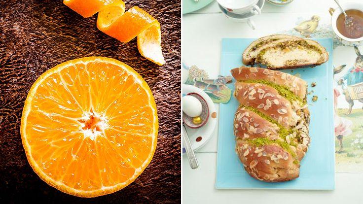 Húsvéti kalács naranccsal http://www.nlcafe.hu/gasztro/20150302/husvet-2015-husveti-kalacs-narancsos-pisztacias/
