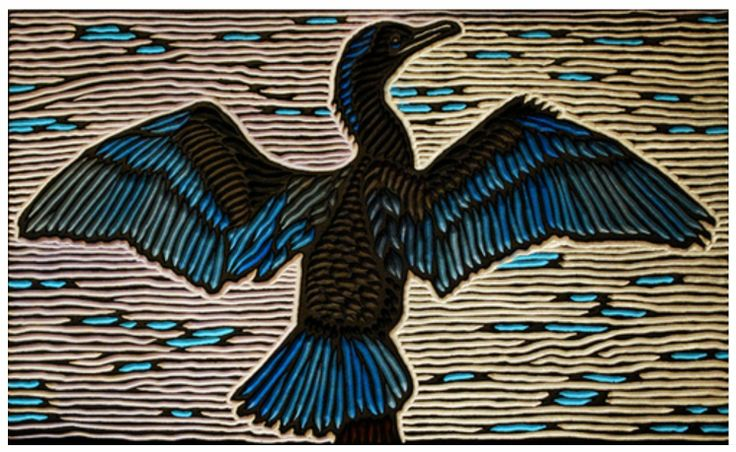 Cormorant - Lisa Brawn