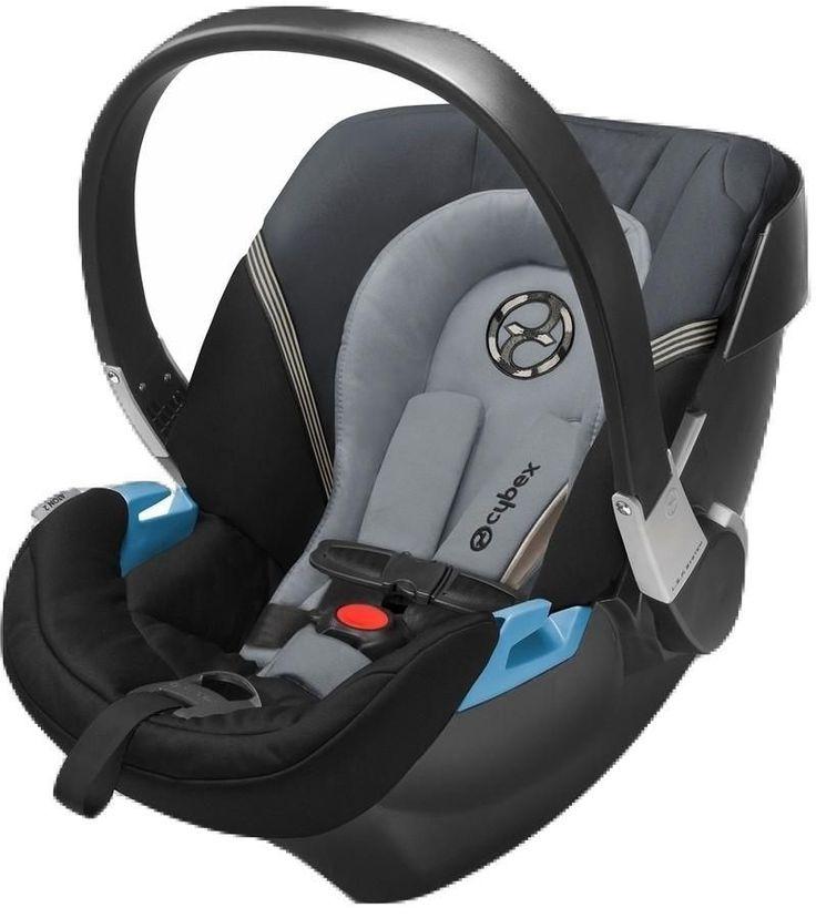 Cybex Aton 2 Infant Car Seat (Moon Dust)