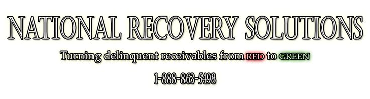 National Recovery Solutions LLC: How to Deal with Large Student Loan Debt