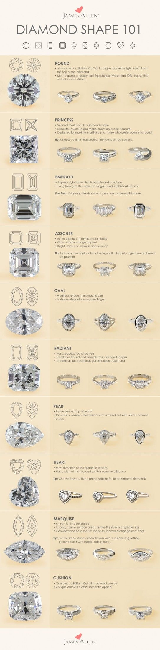 [Ad] Design your own engagement ring at James Allen. Visit now for more details!