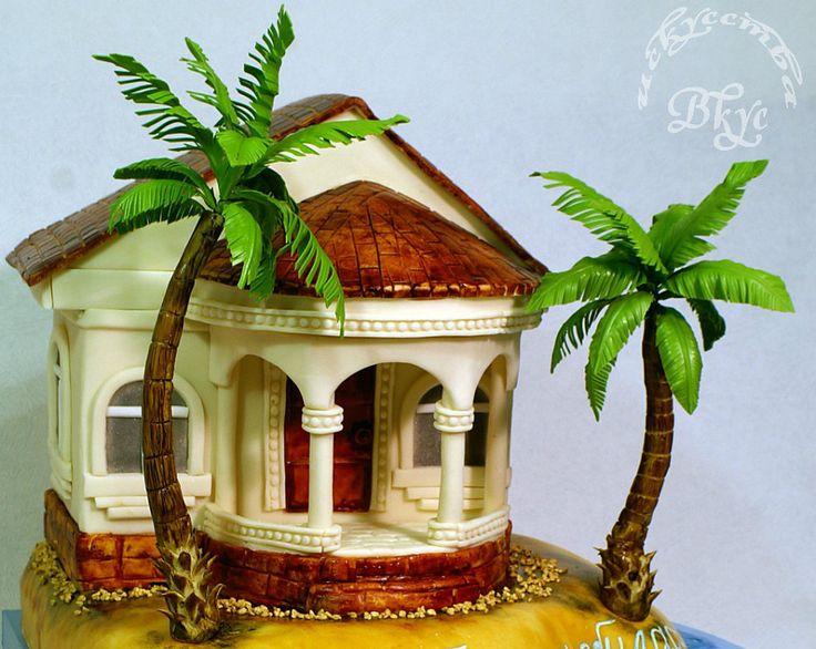 Perhaps as a housewarming cake?