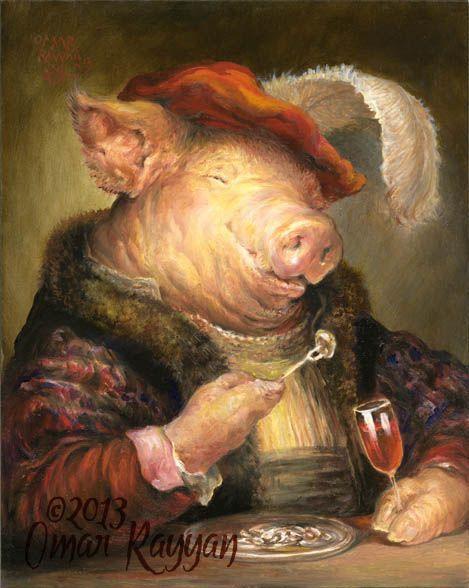Omar Rayyan - The Truffle Eater
