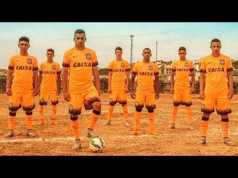 Todo Poderoso Terrão: A Nova Camisa do Corinthians - YouTube