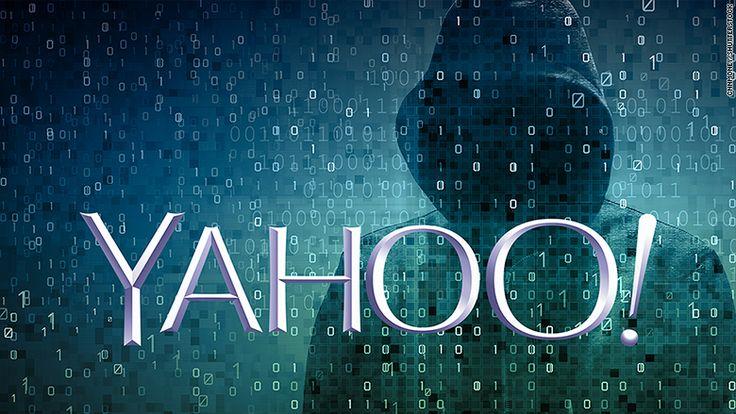 Wyciekły dane z miliarda kont Yahoo!