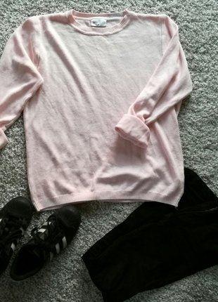 Kup mój przedmiot na #vintedpl http://www.vinted.pl/damska-odziez/swetry-z-golfem/16121405-rozowy-sweterek