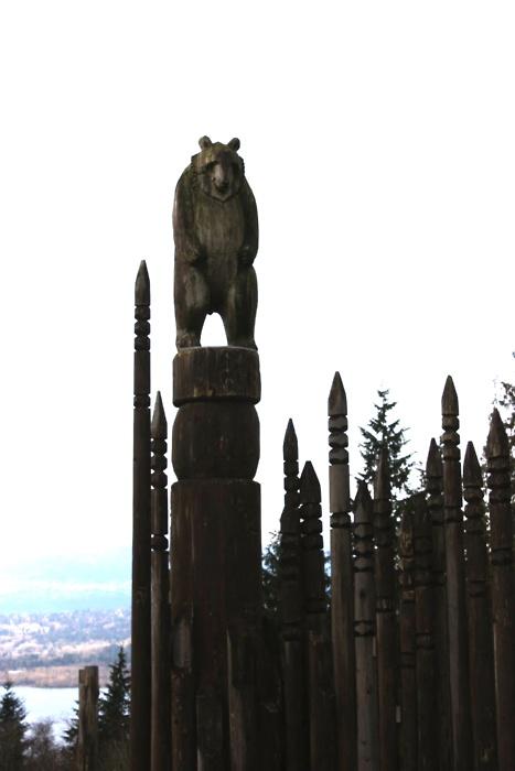 Burnaby Mountain, British Columbia #GILOVEBC