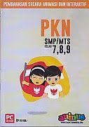 Judul            : CD PEMBELAJARAN SMARTEDU SMP/MTS                        PKN KELAS 7, 8, 9  Publiser         : Smart Education