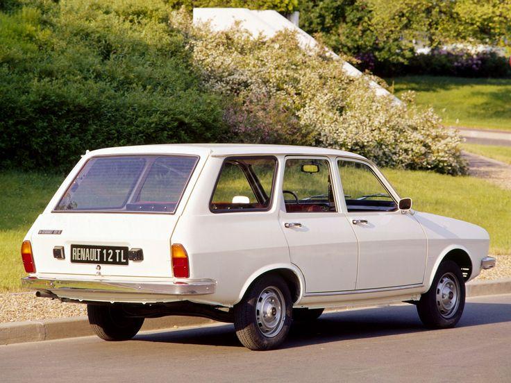 Renault 12 TL Break - 1975