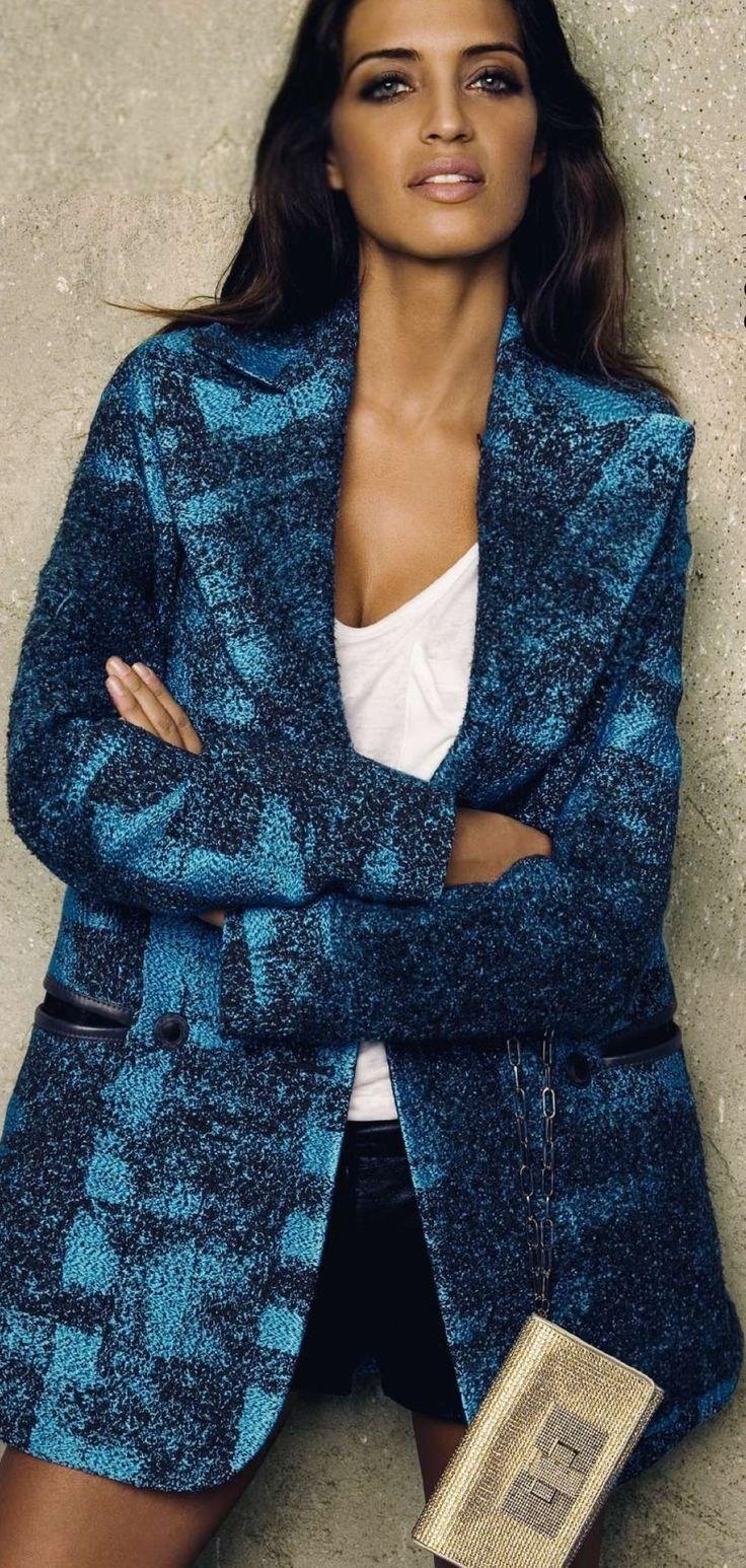 43 best sara carbonero style images on pinterest hair - Foro vogue ropa sara carbonero ...