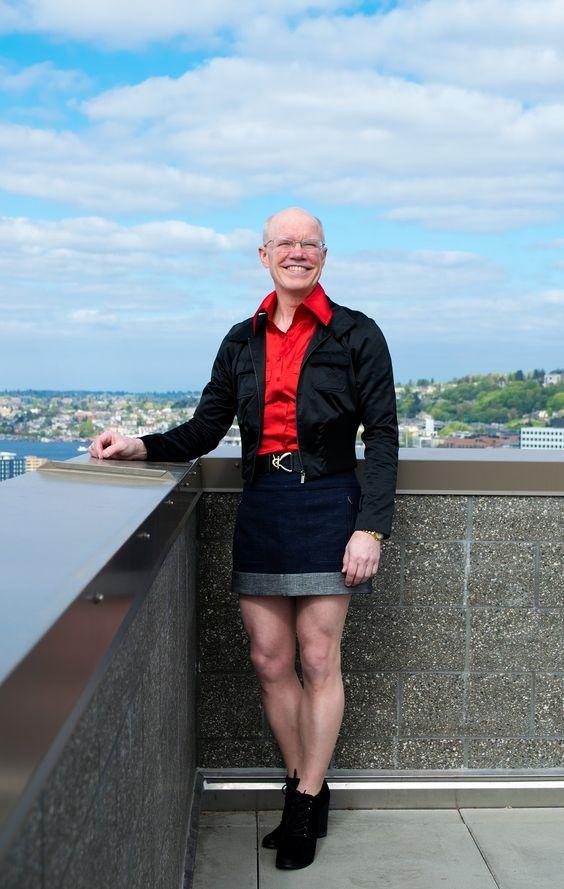 Petticoat Discipline Quarterly Forum - Men In Skirts And