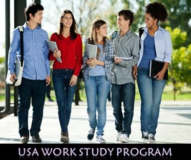 Work in USA while you are pursuing masters degree by #USAWorkStudyProgram... Know more info at http://www.morevisas.com/view-services/work-study-program/