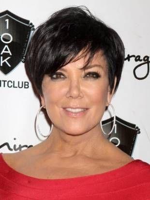 Kris Jenner Haircuts Great Short Hair For Women Over 50 Short